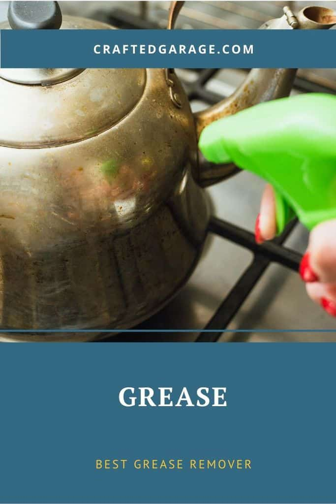 Best Grease Remover