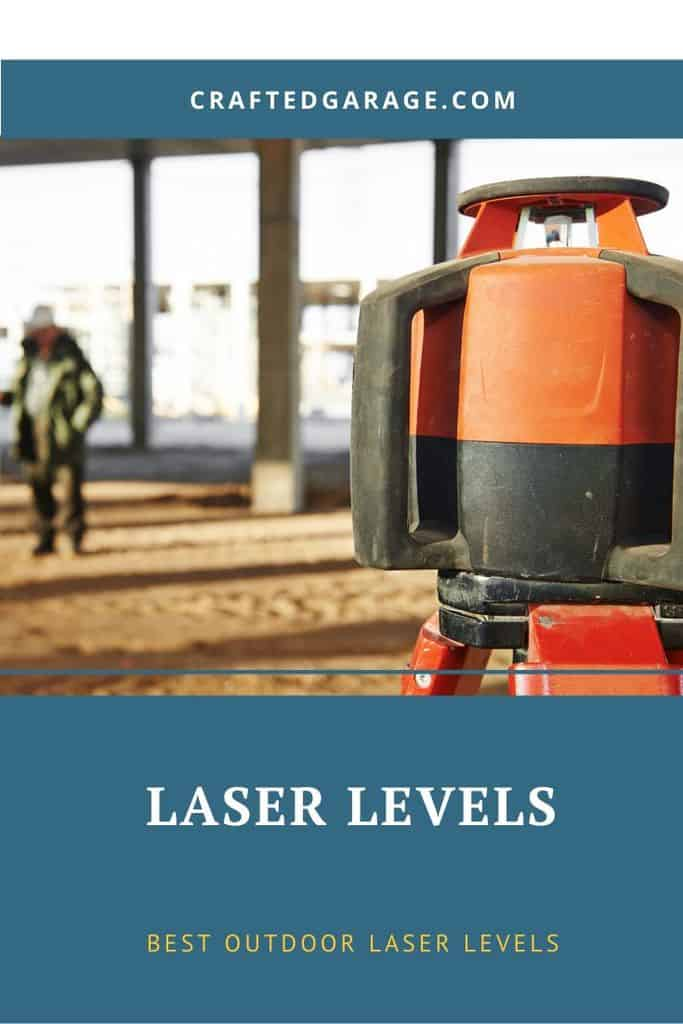 Best outdoor laser levels – (Reviews & Guide)