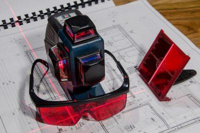 how do laser levels work