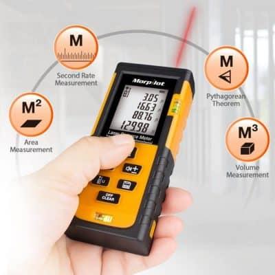 Laser Measuring Tool Measurement Modes