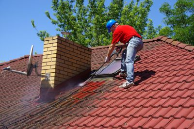 Can You Pressure Wash a Roof House Roof Cleaning With Pressure Tool