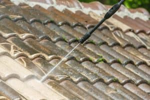 Can You Pressure Wash a Roof
