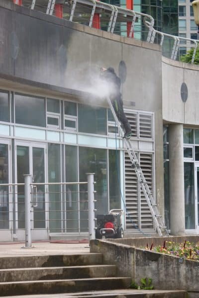 How To Pressure Wash Like A Pro Safety Tips