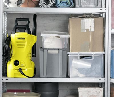 Where Should You Store The Pressure Washer