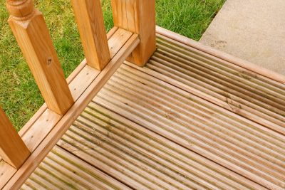 Detergent Recipe for Wood Deck and Flooring