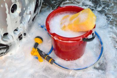 ryobi pressure washer wont dispense soap